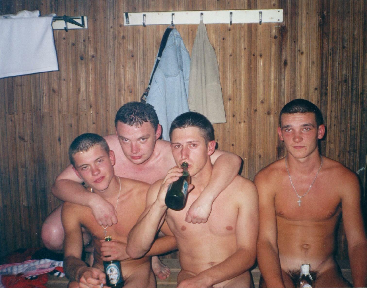 Фото голых парней в бане 6 фотография